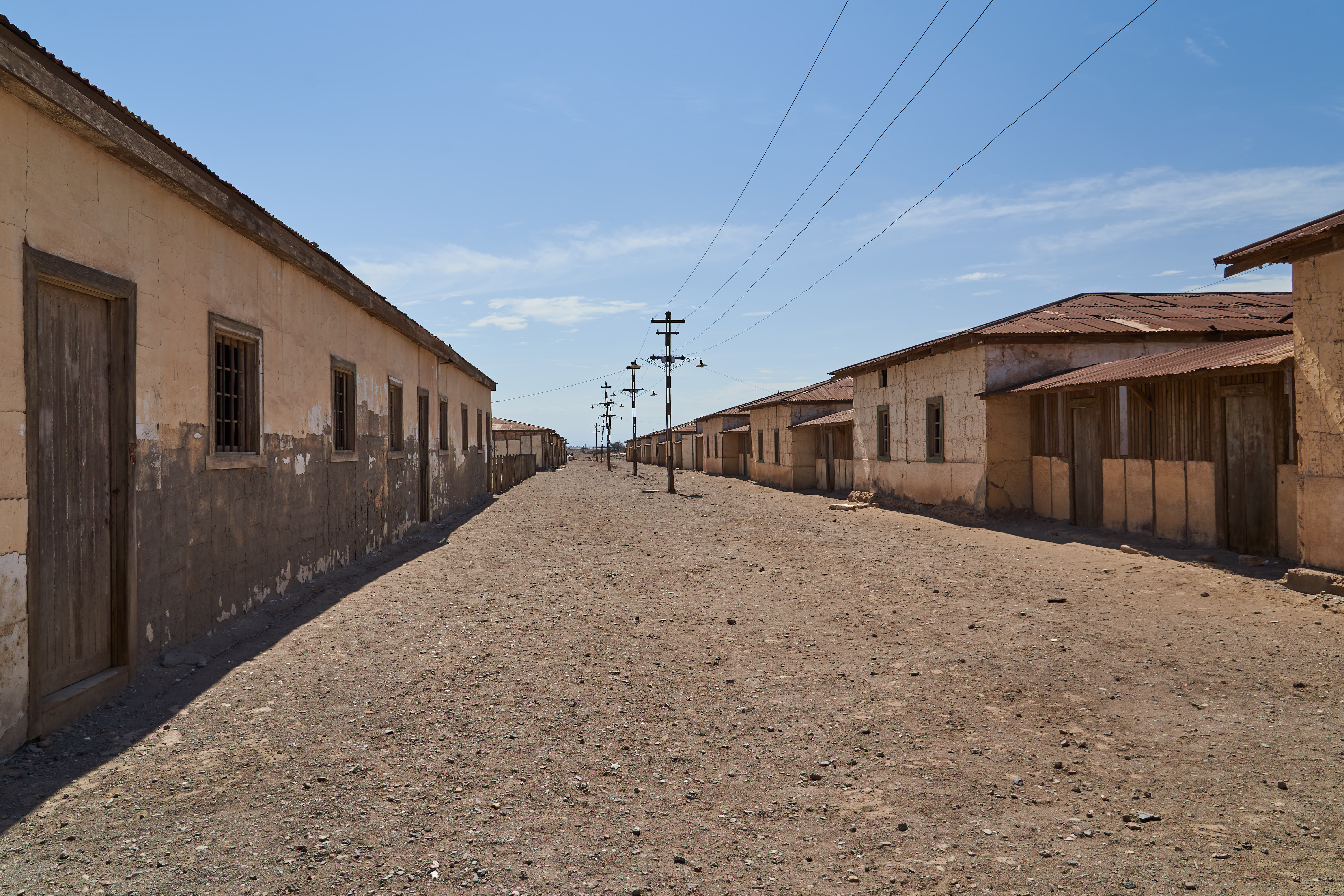 Santiago Humberstone, Chile 2019