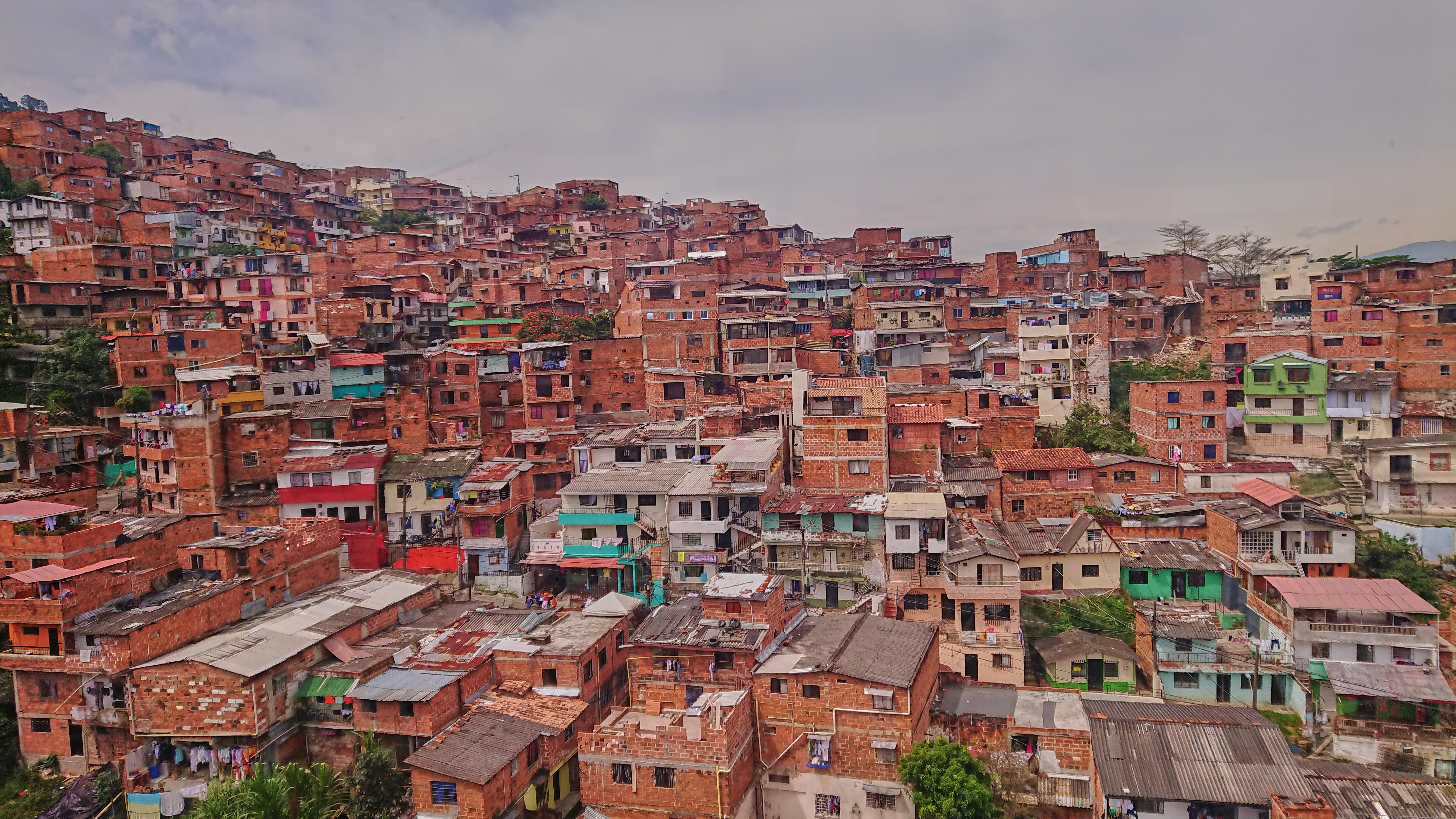 Medellin, Kolumbien 2019