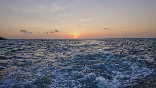 Es war ne harte Überfahrt, Española, Galápagos, Ecuador 2019